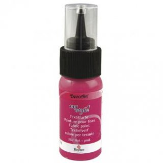 Textilfarbe hot-pink my Style 29 ml