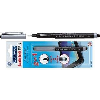 Tablet Pen & Fineliner, 2 in 1